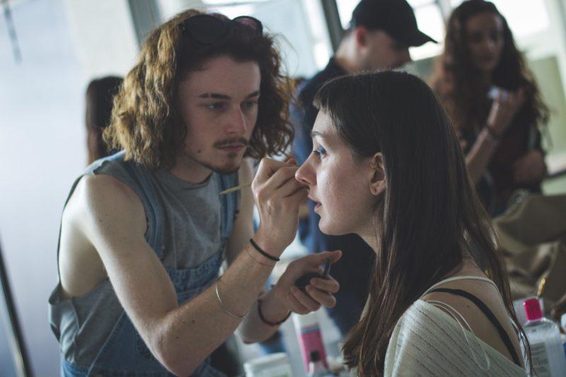 Make up défilé Sea.nistre