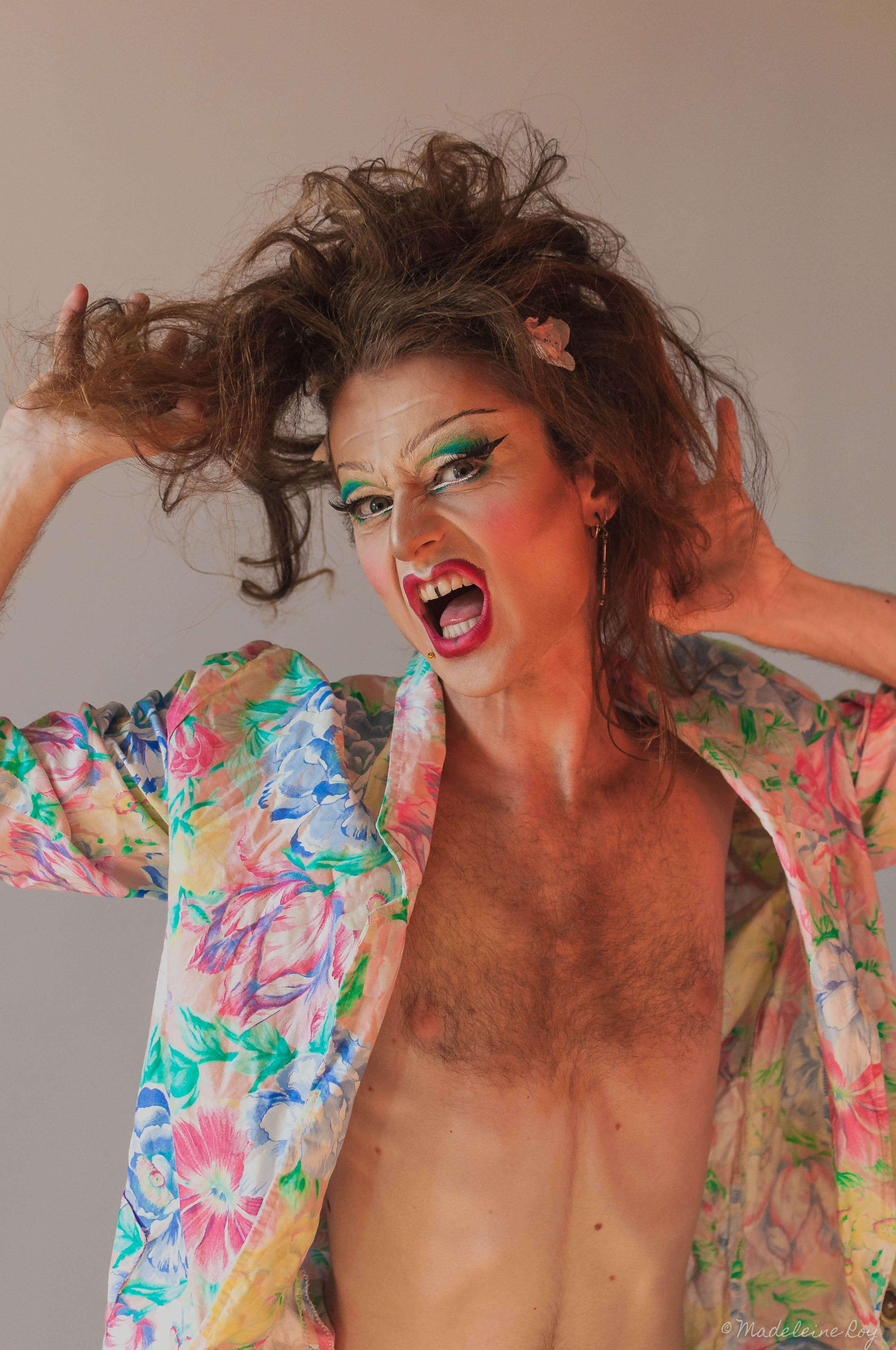 Marilyn Monoï ©Madeleine Roy